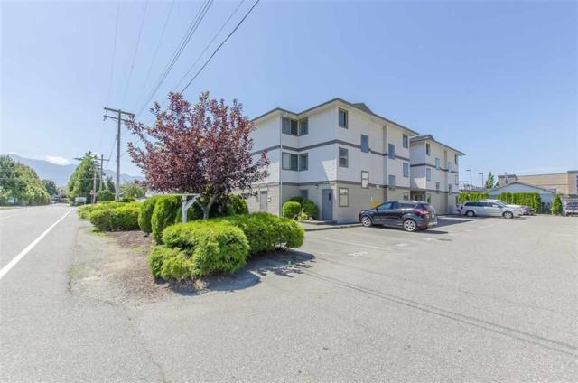 7435 Shaw Avenue #107, Sardis, BC V2R 3C1 (#R2214992) :: HomeLife Glenayre Realty
