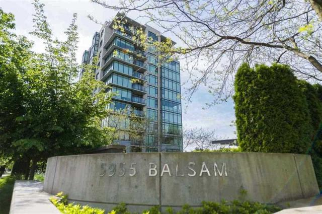 5955 Balsam Street #302, Vancouver, BC V6M 0A1 (#R2214997) :: Re/Max Select Realty
