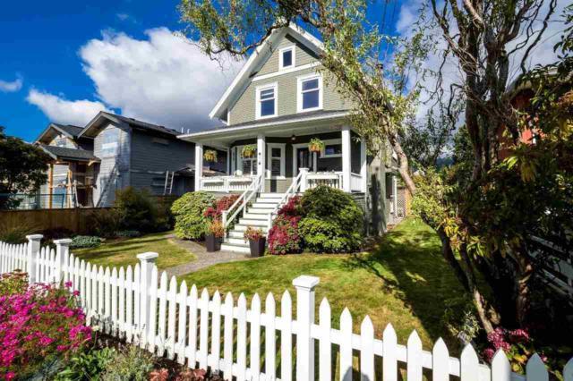 426 E 10TH Street, North Vancouver, BC V7L 2E4 (#R2215009) :: HomeLife Glenayre Realty