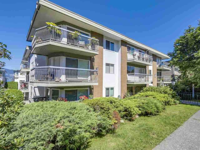 2335 York Avenue #105, Vancouver, BC V6K 1C8 (#R2215040) :: Re/Max Select Realty