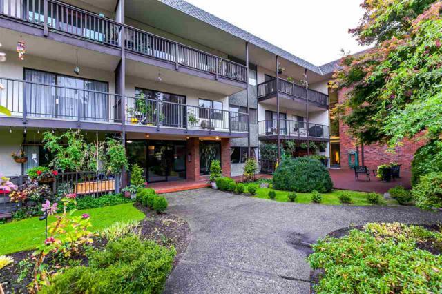 155 E 5TH Street #206, North Vancouver, BC V7L 1L3 (#R2215046) :: HomeLife Glenayre Realty