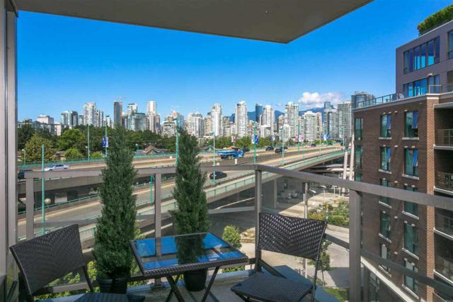 445 W 2ND Avenue #604, Vancouver, BC V5Y 0E8 (#R2215056) :: Re/Max Select Realty