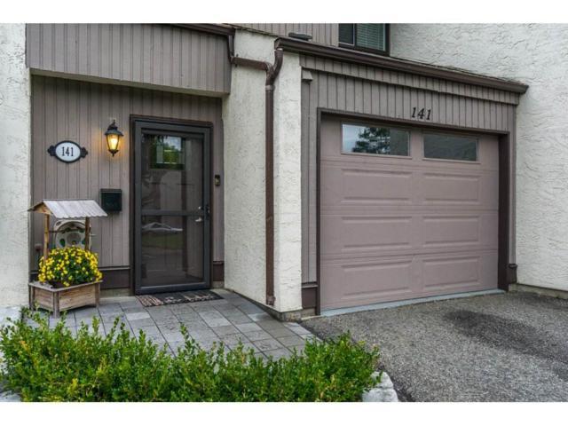 3455 Wright Street #141, Abbotsford, BC V2S 5P1 (#R2215073) :: HomeLife Glenayre Realty