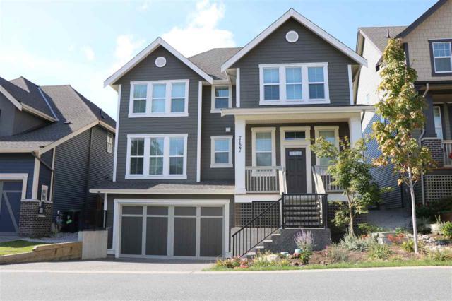 7127 208A Street, Langley, BC V2Y 0J1 (#R2215080) :: HomeLife Glenayre Realty