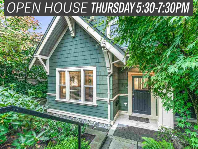 269 E Queens Road, North Vancouver, BC V7N 4N7 (#R2215090) :: HomeLife Glenayre Realty