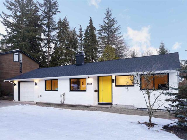 1388 Appin Road, North Vancouver, BC V7J 2T5 (#R2215106) :: HomeLife Glenayre Realty