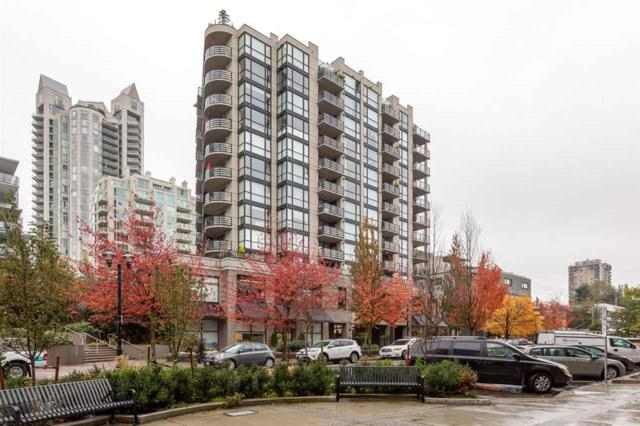 124 W 1ST Street #305, North Vancouver, BC V7M 1A9 (#R2215131) :: HomeLife Glenayre Realty