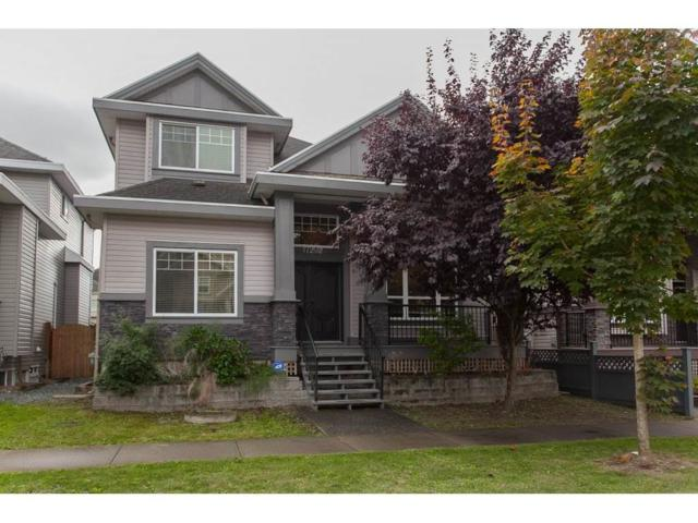 17292 64A Avenue, Surrey, BC V3S 0P5 (#R2215137) :: HomeLife Glenayre Realty