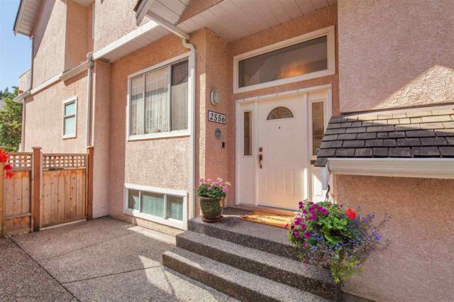 2556 W 7TH Avenue, Vancouver, BC V6K 1Y9 (#R2215170) :: Re/Max Select Realty