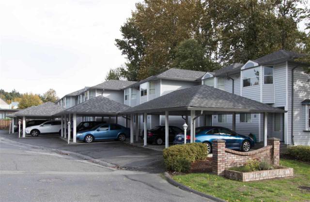 1406 Brunette Avenue #17, Coquitlam, BC V3K 6J3 (#R2215185) :: HomeLife Glenayre Realty