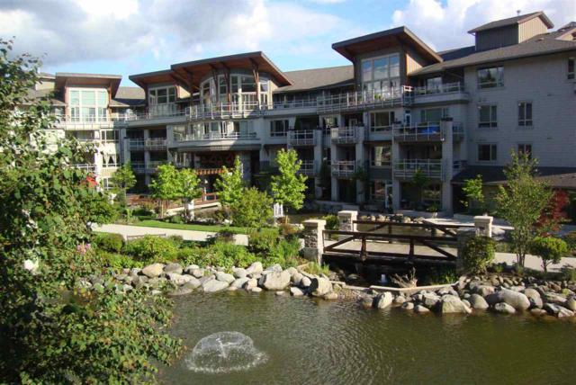580 Raven Woods Drive #304, North Vancouver, BC V7G 2T2 (#R2215227) :: HomeLife Glenayre Realty