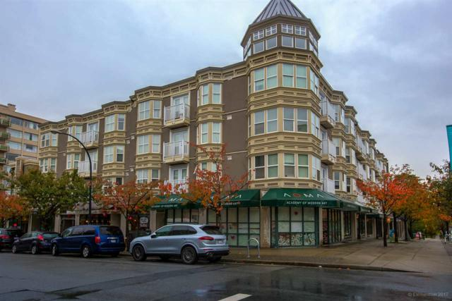 5723 Balsam Street #212, Vancouver, BC V6M 4B8 (#R2215267) :: Re/Max Select Realty