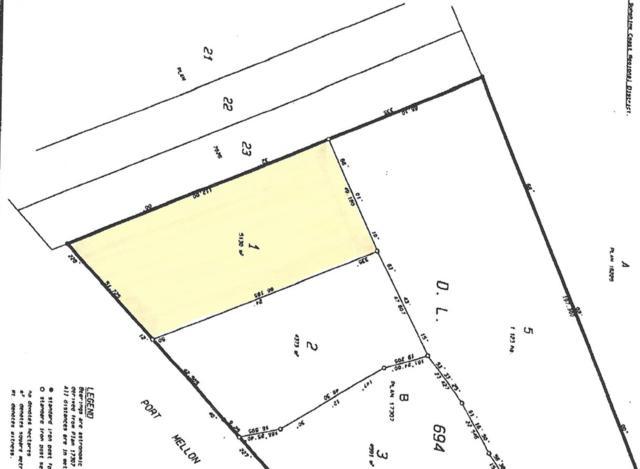 Lot 1 Marine Drive, Granthams Landing, BC V0N 1V0 (#R2215311) :: HomeLife Glenayre Realty