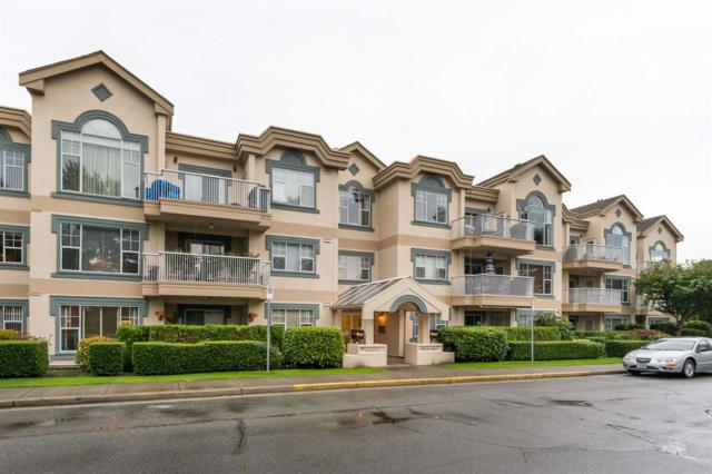1150 54A Street #209, Delta, BC V4M 4B5 (#R2215445) :: Titan Real Estate - Re/Max Little Oak Realty