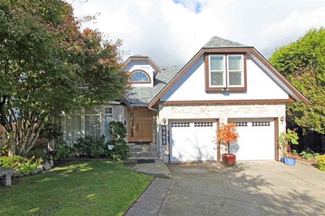6484 Linfield Place, Burnaby, BC V5E 3M6 (#R2215841) :: Vallee Real Estate Group
