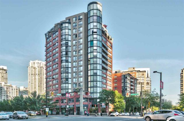 199 Drake Street 9F, Vancouver, BC V6Z 2T9 (#R2215876) :: Titan Real Estate - Re/Max Little Oak Realty