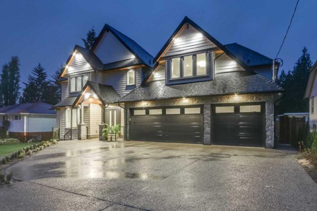 484 Montgomery Street, Coquitlam, BC V3K 5G8 (#R2215885) :: Vallee Real Estate Group