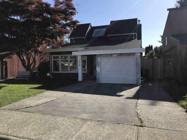 3216 Chrome Crescent, Coquitlam, BC V3E 1M5 (#R2215901) :: Vallee Real Estate Group