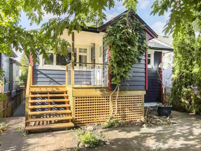 4365 Prince Albert Street, Vancouver, BC V5V 4J8 (#R2215929) :: Titan Real Estate - Re/Max Little Oak Realty