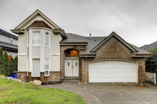 1541 Eagle Mountain Drive, Coquitlam, BC V3E 2Z3 (#R2215938) :: Vallee Real Estate Group