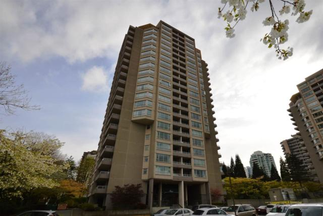 6055 Nelson Avenue #502, Burnaby, BC V5H 4L4 (#R2216017) :: Vallee Real Estate Group