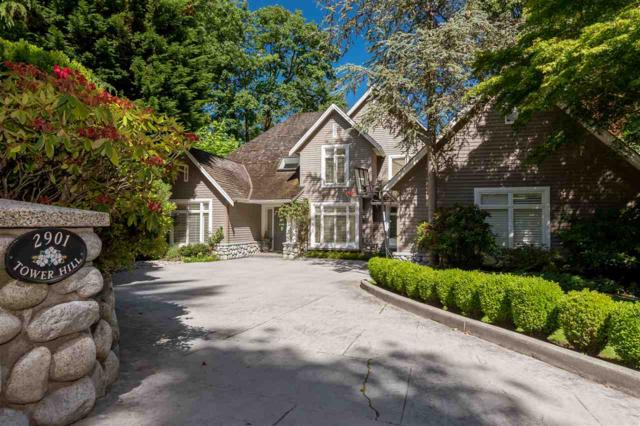 2901 Tower Hill Crescent, West Vancouver, BC V7V 4W6 (#R2216046) :: Vallee Real Estate Group