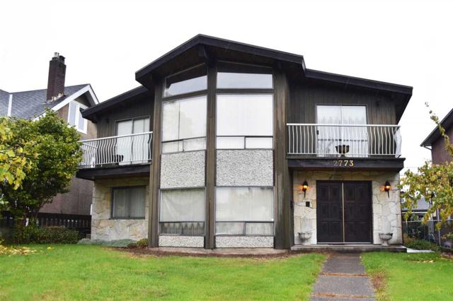 2773 Triumph Street, Vancouver, BC V5K 1T3 (#R2219277) :: West One Real Estate Team