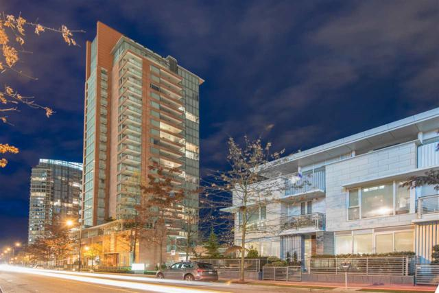 1169 W Cordova Street #104, Vancouver, BC V6C 0A1 (#R2223804) :: West One Real Estate Team