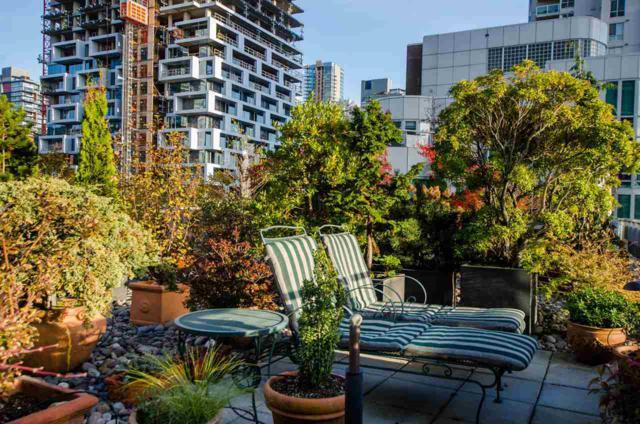 1500 Hornby Street #708, Vancouver, BC V6Z 2R1 (#R2224014) :: West One Real Estate Team