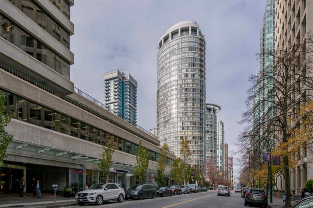 1200 Alberni Street #1806, Vancouver, BC V6E 1A6 (#R2224144) :: West One Real Estate Team
