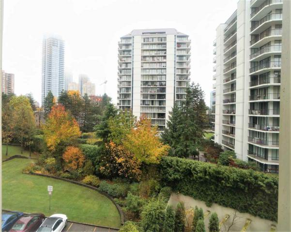 4105 Maywood Street #508, Burnaby, BC V5H 4A3 (#R2224151) :: West One Real Estate Team