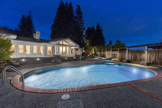 888 Pyrford Road, West Vancouver, BC V7S 2A1 (#R2224167) :: West One Real Estate Team