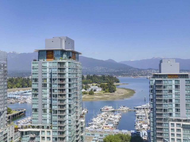 1415 W Georgia Street #1501, Vancouver, BC V6G 3C8 (#R2224232) :: West One Real Estate Team