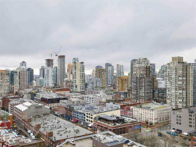 930 Cambie Street #2305, Vancouver, BC V6B 5Y1 (#R2224236) :: West One Real Estate Team