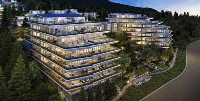 768 Arthur Erickson Place #402, West Vancouver, BC V0V 0V0 (#R2224375) :: West One Real Estate Team