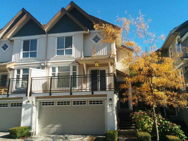 20120 68 Avenue #17, Langley, BC V2Y 3E9 (#R2224420) :: West One Real Estate Team