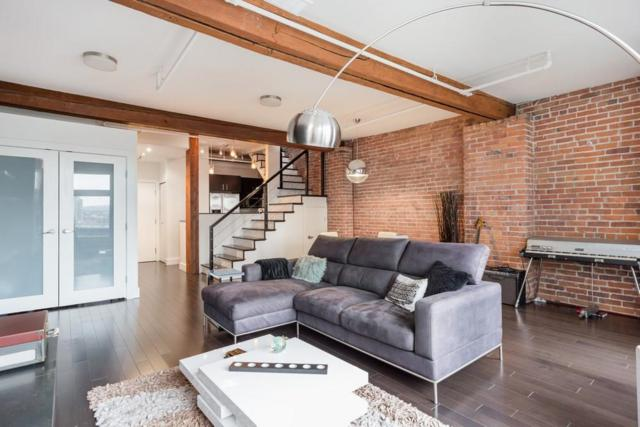 518 Beatty Street Ph806, Vancouver, BC V6B 2L3 (#R2224423) :: West One Real Estate Team
