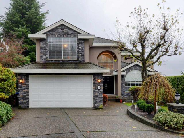 9 Greystone Place, Port Moody, BC V3H 4T5 (#R2225611) :: Vallee Real Estate Group