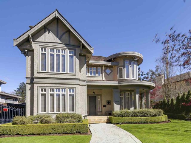5988 Adera Street, Vancouver, BC V6M 3J4 (#R2226000) :: Re/Max Select Realty