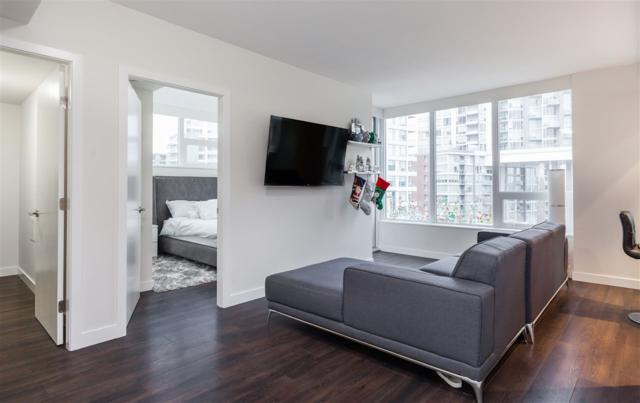 161 E 1ST Avenue #801, Vancouver, BC V6A 0G1 (#R2226437) :: Re/Max Select Realty