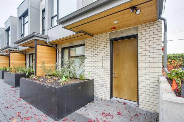5490 Oak Street, Vancouver, BC V6M 2V6 (#R2226513) :: Re/Max Select Realty