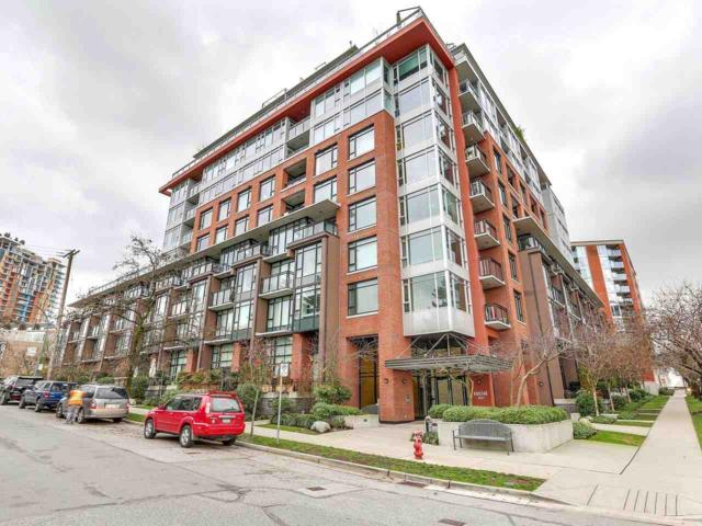 2321 Scotia Street #308, Vancouver, BC V5T 4L7 (#R2226767) :: Re/Max Select Realty