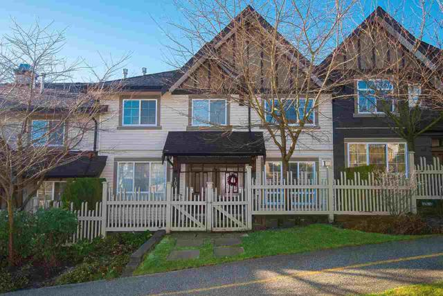 2200 Panorama Drive #108, Port Moody, BC V3H 5M2 (#R2226770) :: Vallee Real Estate Group