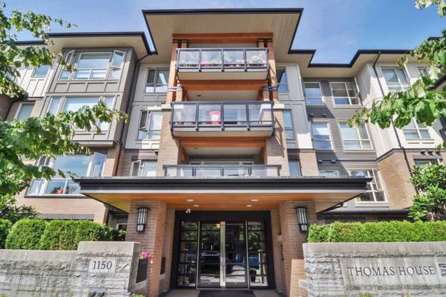 1150 Kensal Place #307, Coquitlam, BC V3B 0H4 (#R2226865) :: Vallee Real Estate Group