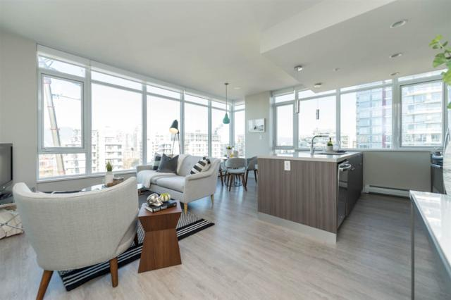 1788 Ontario Street #1106, Vancouver, BC V5T 0G3 (#R2226929) :: Re/Max Select Realty