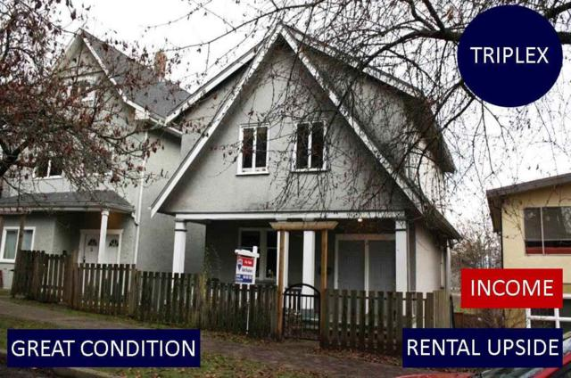 1143 E 10TH Avenue, Vancouver, BC V5T 2B6 (#R2227022) :: Re/Max Select Realty