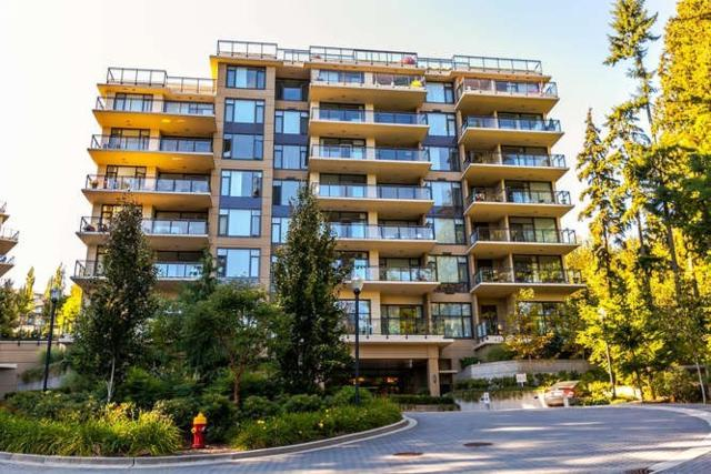 1415 Parkway Boulevard #804, Coquitlam, BC V3E 0C7 (#R2227227) :: Vallee Real Estate Group