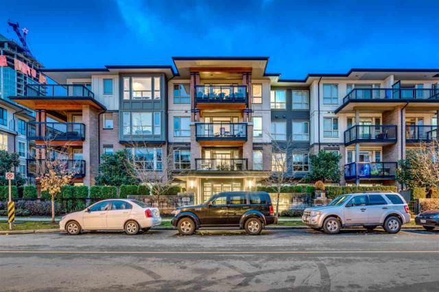 1150 Kensal Place #414, Coquitlam, BC V3B 0H4 (#R2227270) :: Vallee Real Estate Group
