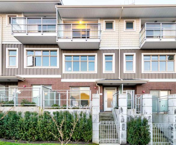 271 Francis Way Th17, New Westminster, BC V3L 0H2 (#R2227273) :: Vallee Real Estate Group