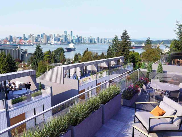 649 E 3RD Street Th C3, North Vancouver, BC V7L 1G6 (#R2227314) :: Vallee Real Estate Group